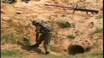 Video : BSF team pinned down by Pak Rangers in J&K