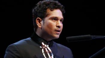 Video : Tendulkar gets People's Choice Award