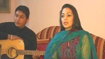 Video : Jammu's Taniya will sing for Guangzhou