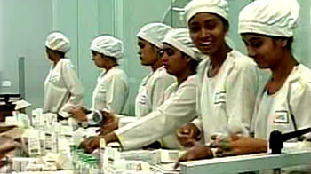Video : Dr Reddy's Lab expects drug sales in the US to pick up
