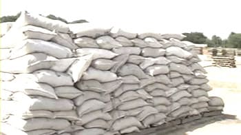 Video : Wasted foodgrain ends up as manure
