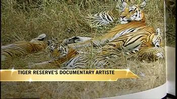 Video : The big 'Collarwali' cat