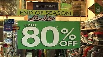 Video : Koutons Retail's debt worries
