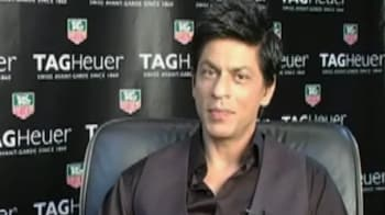 Video : Freedom, happiness God's greatest  gifts: SRK