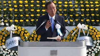 Video : Hiroshima anniversary: US, France, UK to attend