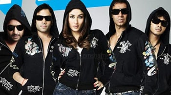 Video : Golmaal over glamour!