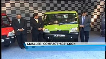 Video : Tata Motors to launch new vehicles in LCV segment
