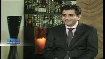 Video : Sanjay Chandra on his group's realty and telecom plans