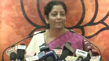 Video : BJP lashes back at Congress charges