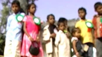 Video : No aid for 64,000 HIV+ children