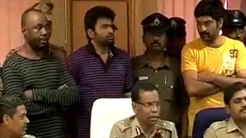 Video : Hyderabad: Sex, drugs and celebrity