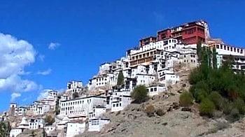 Video : NDTV Lifestyle Foundation's 'SOS Ladakh campaign'