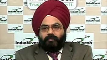 Video : Markets to remain lackluster: Indianivesh Securities