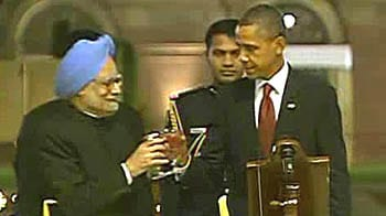 Video : You don't simply visit India, you experience India: Obama