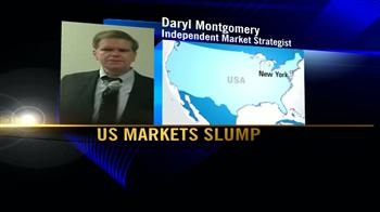 Video : 'US double-dip recession is imminent'