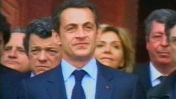 Video : Sarkozy to visit India