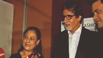 Video : Bachchan family graces Lakme Fashion Week