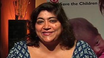 Video : Gurinder Chadha to 'save the children'