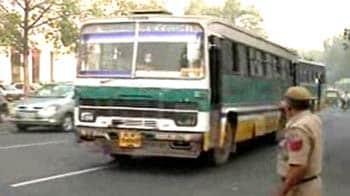 Videos : नहीं चली ब्लू लाइन बस मालिकों की