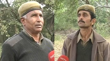 Video : Ranthambore guards to get NDTV award