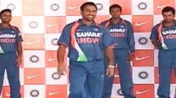 Video : Sahara retains Indian team sponsorship rights