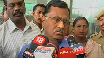 Video : Minister was named in letter, reiterates justice Reghupathy