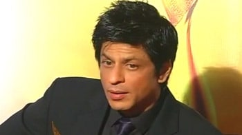 Video : Sourav is like my younger brother: SRK
