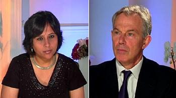 Video : West didn't create radical Islam: Tony Blair