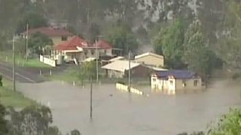 Video : Devastating waters reach Australia's third-largest city