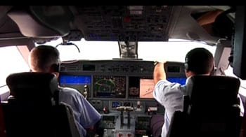 Video : New cockpit technology on display at air show