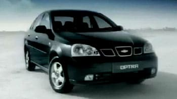Video : GM India's big bang launches