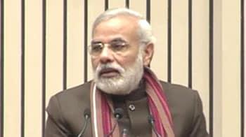 Video : Gujarat doing better than China, says Modi