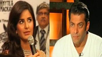 Videos : Salman refuses to talk about Katrina