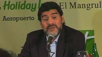Video : Bilardo betrayed me: Maradona