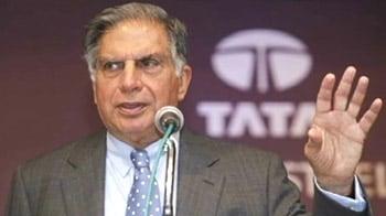 Video : Ratan Tata's letter sparks political war
