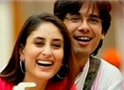 Video: Kareena, Shahid come face to face