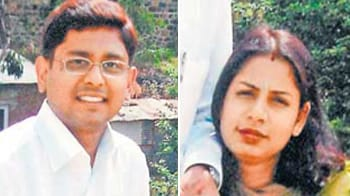 Video : Infosys manager held for wife's murder