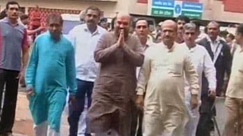 Video : Sohrabuddin case: Amit Shah gets bail