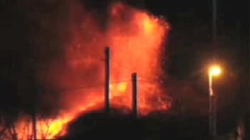 Video : Mount Etna erupts again