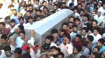 Video : Sopore killings: Govt orders judicial inquiry