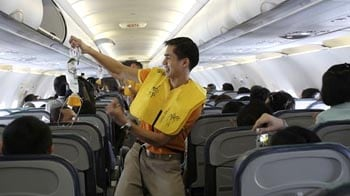 Video : New dance routine by Philippines flight attendants