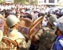 Video : Osmania student ends life over Telangana