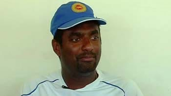Videos : Muralitharan's farewell Test