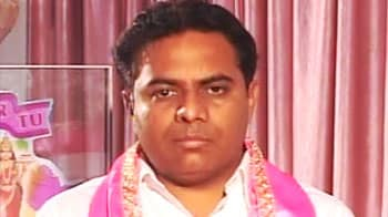 Video : Nothing short of Telangana state acceptable to us: K T Rama Rao