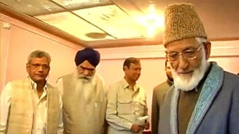 Video : Kashmir: Breaking the political ice?