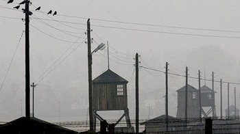 Video : Former Nazi death camp in Poland damaged by fire