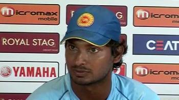 Video : No-ball row: Sangakkara takes the blame