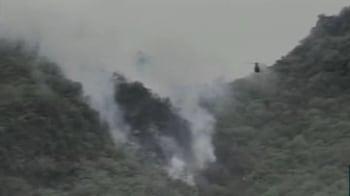 Video : Pak air crash: 'Plane was flying low'