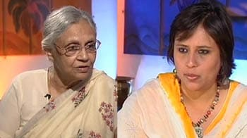 Video : We are ready for the Games: Sheila Dikshit to NDTV