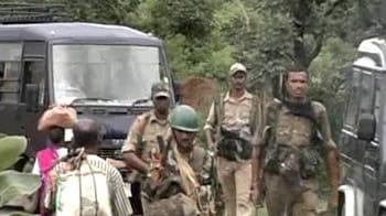 Video : Top Naxal leader killed in encounter